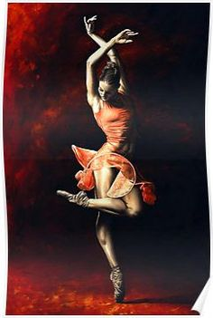 The Passion of Dance Posters