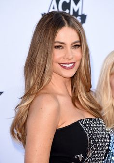 Sofia Vergara's Layered Cut - The Most Gorgeous Hairstyles From Our Favorite Celebrities - Photos