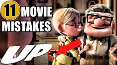 11 Mistakes of Disney's UP You Didn't Notice