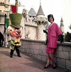 ADORED VINTAGE: Vintage Disneyland Photos & Dapper Days 2014