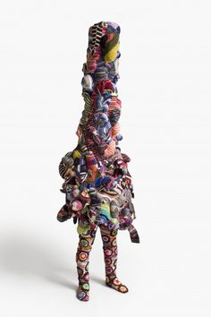 Nick Cave Soundsuit.  Actually, my question this time is: What?
