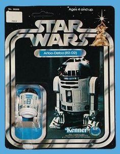 Kenner Star Wars Figure - R2-D2