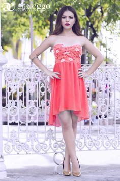 #Moda #Fashion #2015 #trendy #chic #femenino #vestidocorto #romatico #romantic #altereggo http://on.fb.me/1LwqAuN