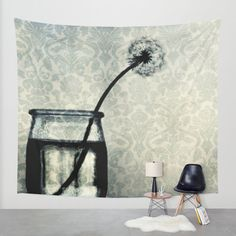 make a wish Wall Tapestry by Ingrid Beddoes | Society6