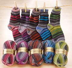 Socken stricken - finally found basic German sock tutorial!!!