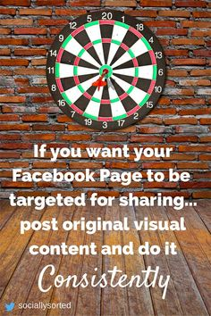 How to Get Others to Target Your Facebook Page - by Socially Sorted