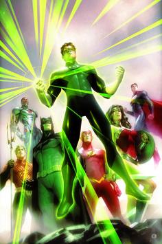Justice League•Alex Garner