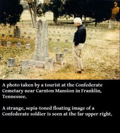 Confederate Cemetery, Franklin, Tennessee