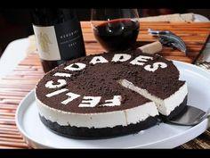 Cheesecake de Oreo sin horno - Pay de Oreo - Unbaked Oreo Cheesecake -Recetas de postres fáciles - YouTube