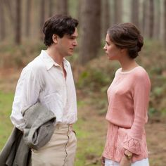 Kit Harington (Roland Leighton) & Alicia Vikander (Vera Brittain) - Testament of Youth directed by James Kent Roland Leighton, The Danish Girl, Alicia Vikander, Ex Machina, Movie Costumes, Film Serie, Period Dramas, Costume Design, Movies And Tv Shows