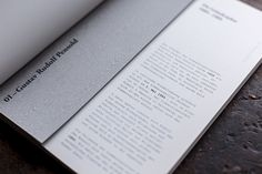 Zimmerei Walther Pensold - Editorial Design on Behance