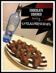 sometimes katie gets boozy for book club [whipped cream vodka-soaked chocolate covered strawberries tutorial]… | sometimes katie...