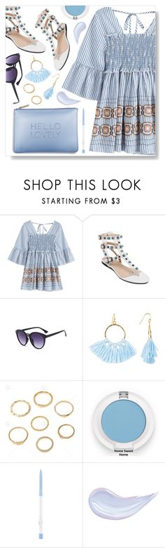 """Boho Chic"" by simona-altobelli ❤ liked on Polyvore featuring Katie Loxton and Taolei"