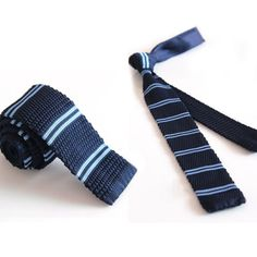 Men Fashion Knitted Neck Tie