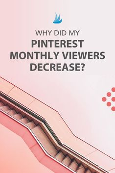📉 Why Did My Monthly Viewers Decrease? Marketing Digital, Online Marketing, Social Media Marketing, Content Marketing, Marketing Strategies, Seo Marketing, Social Networks, Affiliate Marketing, My Pinterest