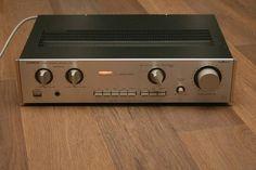 Vintage Luxman L200