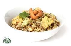 La Cuisine de Bernard : Salade poulet ananas coco cajou