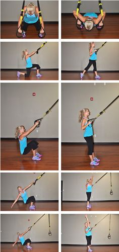 TRX 5 min fixer upper!! Do 15 reps with 1 min rest in between. Get yourself in the best shape of your life with www.gymra.com. Start your free month now!!! Cancel anytime. www.gymra.com/.... #fitness #exercise #workouts #abs #TRX #fitspo #health