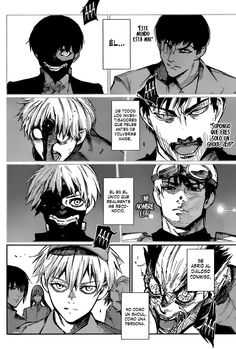 You are reading Tokyo Ghoul:re Chapter 113 in English. Read Chapter 113 of Tokyo Ghoul:re manga online. Dc Anime, Anime Comics, Manga Anime, Manga Art, Anime Art, Manga Tokio Ghoul, Tokyo Ghoul Manga, Read Tokyo Ghoul, Ken Kaneki Tokyo Ghoul