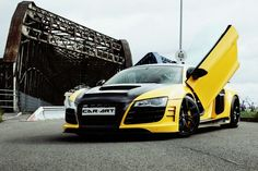 Audi R8 by CAR-ART