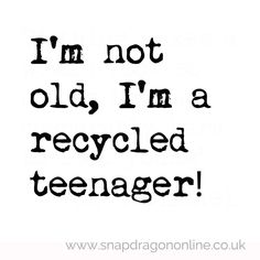 Recycled Teen