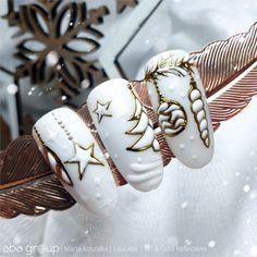 Nail Art Noel, Nail Art Videos, Cute Acrylic Nails, Winter Nails, Christmas Nails, Nail Inspo, Pedicure, Nail Ideas, Christmas Nail Designs