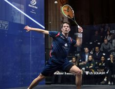 """Germany's Raphael Kandra spoke to the PSA about his game ahead of squash's return. - """"I have been working a lot on my mental side this year. I think this will make a big impact for the upcoming season [and help me] to get back to where I was and push even further."""" - #squash #doubledotsquash #psaworldtour #squashgermany #squashgame #psasquash Squash Game, Double Dot, British Open, Match Highlights, Good Notes, Comebacks, Competition, How To Become, Germany"""