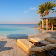 Jordan Kempinki hotel close to the dead sea