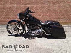 Bad Dad | Custom Bagger Parts for Your Bagger | Baggers :: Scott's Street Glide