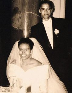 We Do In the summer of 1989, Michelle LaVaughn Robinson and Barack Obama met. they became husband and wife on October 3, 1992.