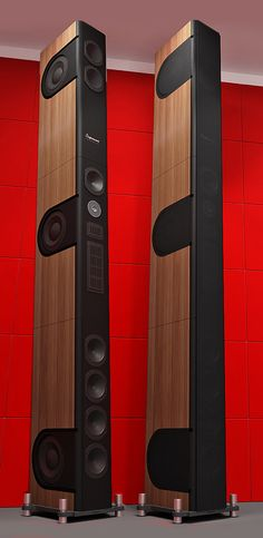 Giussani Research NPS 1000 Insignis Pro Audio Speakers, High End Speakers, Audiophile Speakers, Horn Speakers, Tower Speakers, Sound Speaker, Diy Speakers, High End Audio, Hifi Audio