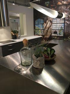 Industri møter hjemmekos - Frk. Fryd Kitchen Appliances, Home, Diy Kitchen Appliances, Home Appliances, Ad Home, Homes, Kitchen Gadgets, Haus, Houses