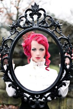 stylized Victorian. Love the frame! It would be Great for a Photography Studio!!!