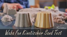 Waba fun kinetischer sand, kinetischer sand test, kinetic sand test Kinetic Sand, Place Card Holders, Fun, Baby, Newborn Babies, Infant, Baby Baby, Doll, Babies