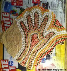 Meet The Creative Part of Me : Kan aboriginal kunst vække elevernes opmærksomhed?