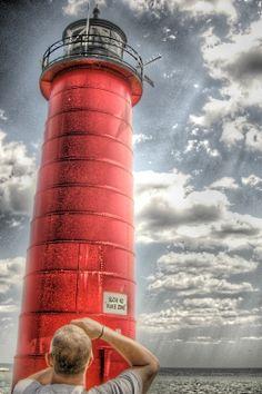 Kenosha Wisconsin Lighthouse