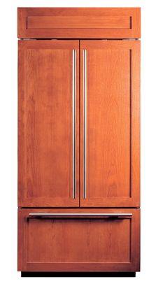 Sub Zero 42 Quot Built In French Door Refrigerator Freezer