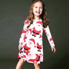 Shalena Kids Christmas Santa Party Dress https://shalena.ca  #women #fashion #onlineshopping #dresses #shoes #coat #love #life #american #canadian #australia #newzealand #uk #england #france #germany #spain  #latestfashion #beautiful #happy #pretty #colorful #sweet #bestquality #shopping #womenfashion  #followforfollow #follow4follow #f4f #ifollowbackalways