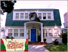 The Real Nightmare on Elm Street House, Los Angeles, CA-$2.1 Million-Ok, first, I LOVE what they did with it. Red and green, and even a skull and crossbone door mat! But the inside? TO DIE FOR, pun intended. Seriously though, even if it weren't the NES house, it's AWESOME. Worth checking out if you're into trendy super mod and retro contemp decor. Out of a magazine and then some awesomeness.-BirdY