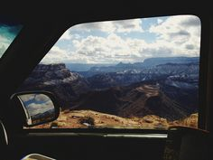 m-onster:    kevinruss:    Rim driving. Marble canyon on Flickr.    recently obsessed with the desert