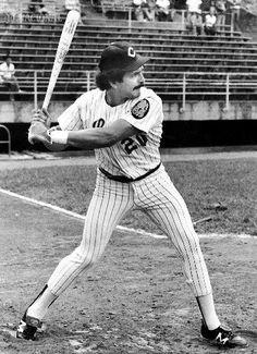 Antonio Armas, Beisbolista Grande Liga, 27-10-1981(Jacobo Lezama  / Coleccion Archivo El Nacional)