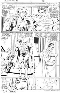 John Byrne // Man of Steel