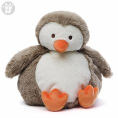 Gund Chub Penguin Baby Stuffed Animal (*Amazon Partner-Link)