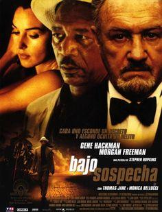 Bajo Sospecha-  Una película de Stephen Hopkins  Con la actuación de Morgan Freeman