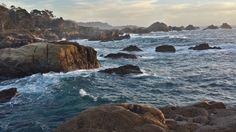 Point Lobos California [3264  1836] [OC] #reddit