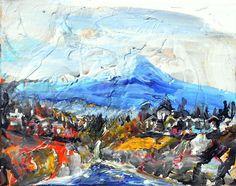 ღღ MOUNTAIN PEAK byPiero Manrique