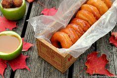 Apple Cider Glazed Donuts