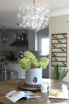 My New Kitchen Light – and How to Choose the Right Chandelier