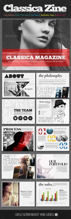 modern style presentation powerpoint | modern, template and style, Modern powerpoint