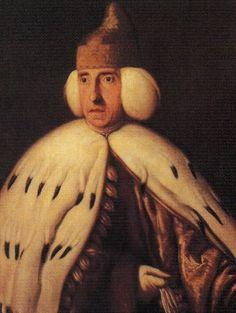Lodovico Manin, last Doge of Venice, ca. 1789 (unknown Artist) Location TBD